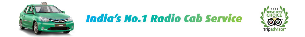 India's No.1 Radio cab service