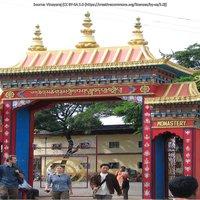 namdrolling-monastery