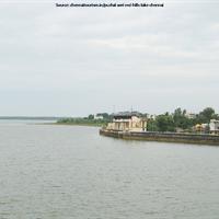 puzhal-lake